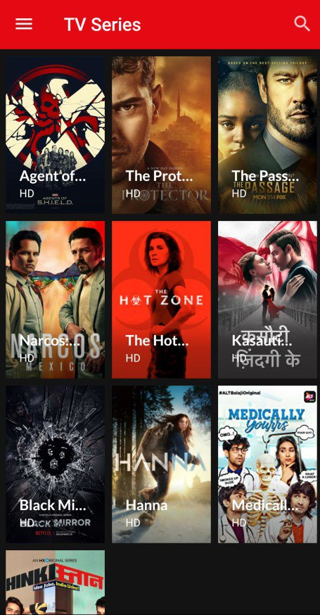 RedFlix Tv Android