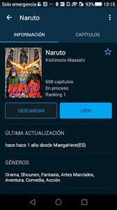 Manga rock Android