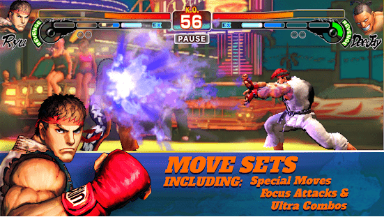 Street Fighter 4 Android