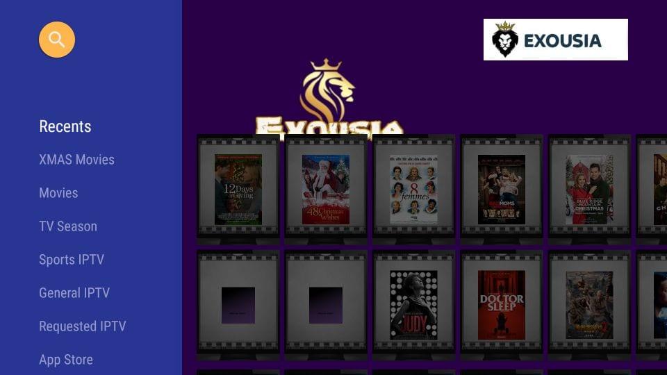 Exousia Android