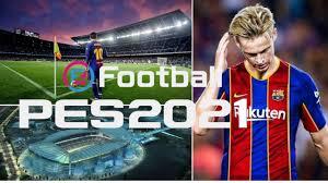 efootball PES 2021 Mod