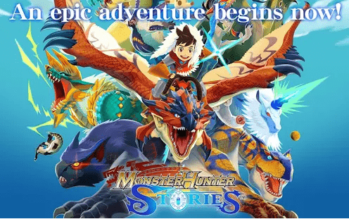 Monster Hunter Stories Android