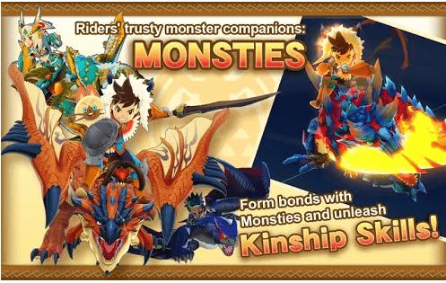 Monster Hunter Stories Mod