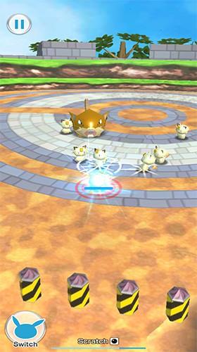 Pokemon Rumble Rush Obb