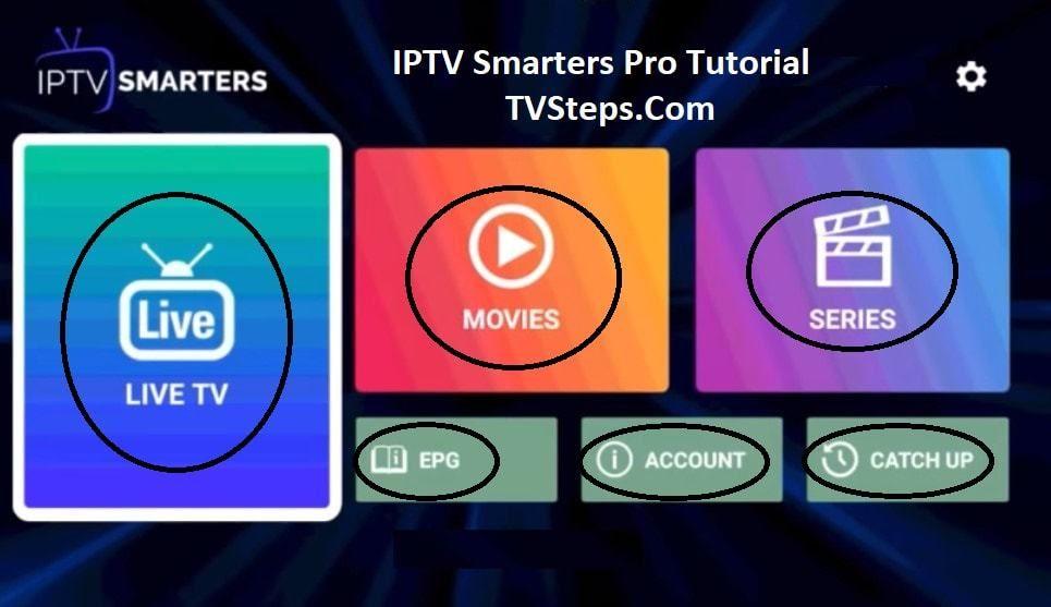 IPTV Smarters Pro Apk cracked