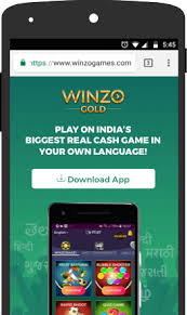Winzo Gold Android
