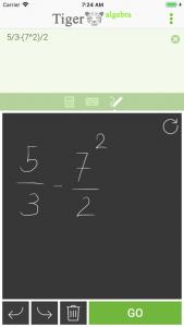 Tiger algebra solver apk