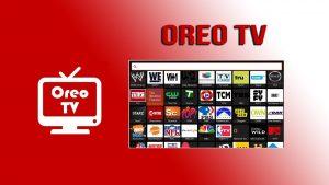 Oreo Tv Android
