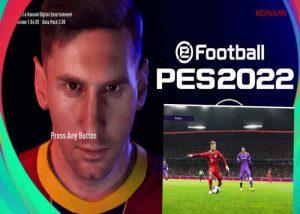 efootball PES 2022 MOD Apk