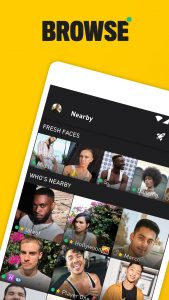 Grindr for android